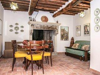 Casale di Nicolo` - Appartamento su due livelli
