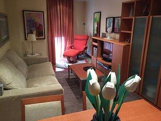 Apartamento en el mismo centro de Santiago