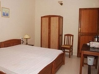 Spacious Apartments With Pool In Candolim