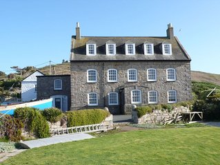 Beautiful 18th Century self catering home in the Isles of Scilly, Cornwall