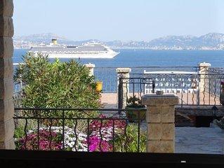 Maison tout confort front de mer vue panoramique extraordinaire prix exceptionne