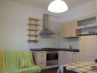 Appartamento a pochi passi dal mare ( con aria condizionata)