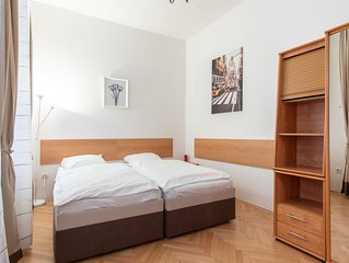 Prague City Center Mikulandska Apartment by easyBNB
