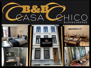 B&B  Casa Chico   Suite nr 7   Blankenberge