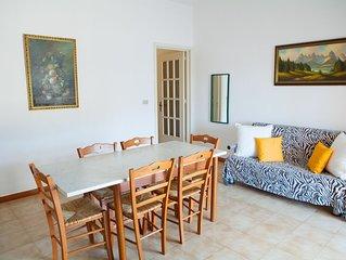 Appartamento per le vacanze a Torre Lapillo, terrazza attrezzata, Internet