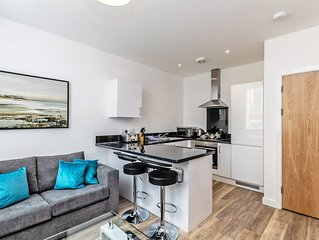 City Suites - 1 bed -  a chester that sleeps 4 guests