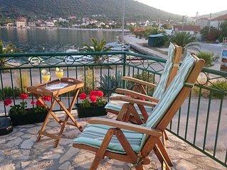 Seaside holiday house Vinisce (Trogir) (K-12066)