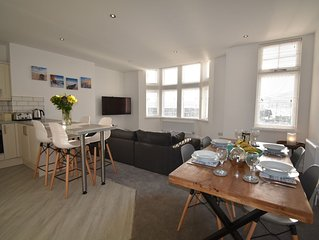 Luxury family friendly holiday home on the Scarborough seafront near Castle
