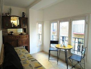 Acogedor apartamento en el centro de Zaragoza, junto a Plaza España