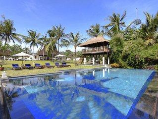 Villa Kailasha, Banjar Dukuh, Tabanan