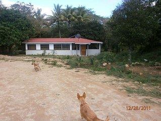 Talamanca 1, your Budget Cabin is waiting for you at Juan Manuel National Park