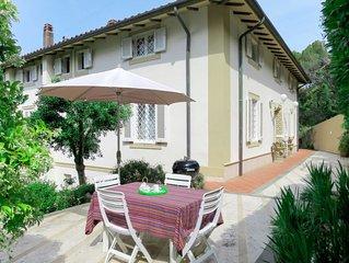 Ferienwohnung Villa Bellavista  (LIR100) in Livorno - 5 Personen, 2 Schlafzimmer