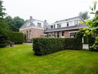 Prachtig Landhuis in Zuid-West Drenthe