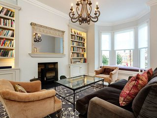 Elegant 3BR home with garden in Balham, 15 minutes from London Bridge, by Veeve