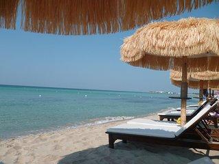 Agréable maison à 200m de la plage pour 5/7 personnes tous conforts