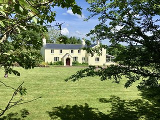 Stockham Farm, Nr Dulverton - Exmoor - sleeps 4