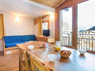 A 250m de la station de ski ! Appartement authentique 10p