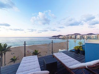 SEAFRONT APARTMENT SAGASTA