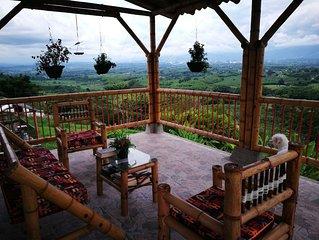 MIRADOR GUADUA & CAFE HOTEL.