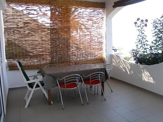 Two bedroom apartment near beach Mandre (Pag) (A-4093-a)
