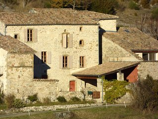 Les Nuits du Taris, Demeure de caractère dans la Drôme