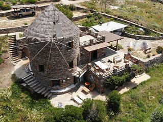 The Stone Wind Mill. Family friendly ..! Owners welcome you.! Live hospitality.!