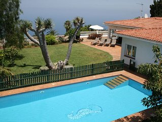 Luxury Villa, Private Pool, Stunning Sea and Mountain Views