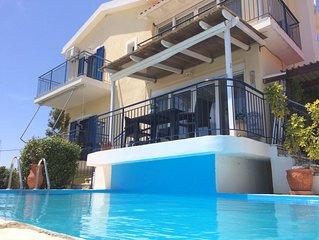 Beautiful Villa in Ratzakli just outside Skala
