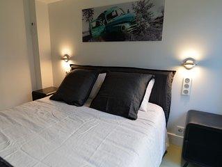 COSY NOX Bordeaux - Villa LOFT indépendante avec Jacusi
