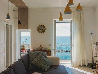 Wonderful on the sea -4 Guest- Suite la Concha -
