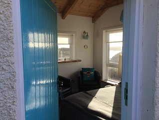 Hebridean Hideaway  -  converted weaver's shed in secluded location