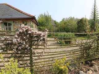 Spacious, Rural Barn Conversion, close to coastpath and quiet coves,Coverack