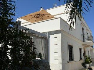 Casa Gentile - Villa con Giardino a 500mt dal Mare