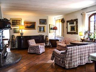 Casa Lalla a un passo dal mare della Toscana