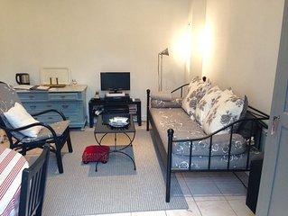 Appartement de charme, classe ***, au calme, ideal pour curistes et vacanciers