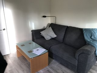 Beautifully furnished one bedroom luxury apartment in Dublin 9