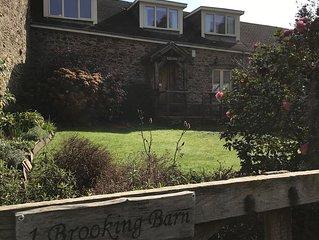 Very Popular Converted Barn in the Idylic Village of Ashprington