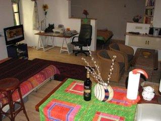 Vienne: Self Catering City Studio Apartment in center of Vienna, Austria
