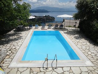 Holiday Villa In Kalami With Private Pool