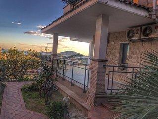 Formia panoramic sea view apartment