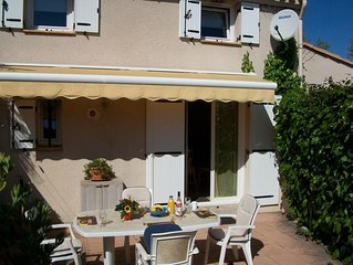 Family friendly villa only 5 minutes walk to the Cap d'Agde beach (Richelieu)