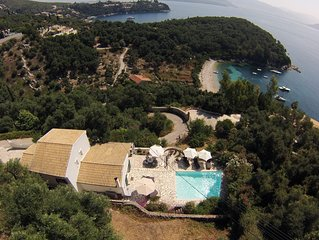 Beautiful villa in stunning location with heated pool.