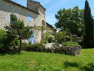 Maison de caractère près de Senouillac avec piscine