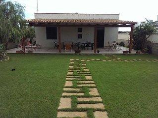 Villa Rosangela a 80 metri dal mare