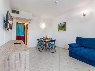 Bilocale in Resort con piscina - 401