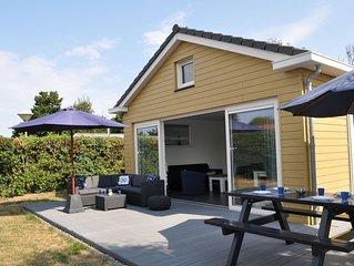 Bright Holiday Home in Noordwijk near Sea