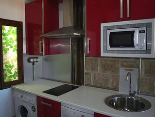 Toledo Flat  - Dos Habitaciones Piso, Capacidad 6