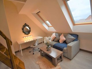 A beautifully presented studio flat