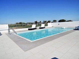VILLA ALEXANDROS - HESTIA - KOS -GRECE - 8 personnes - piscine privee