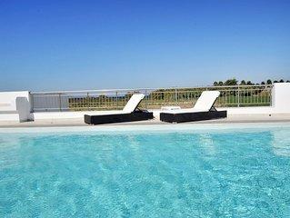VILLA DIONYSOS - HESTIA - KOS -GRECE - 8 personnes - piscine privee